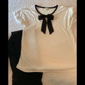Bow tie top